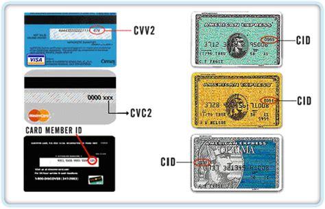 Cardholder Name On Visa Gift Card - credit card holder verification