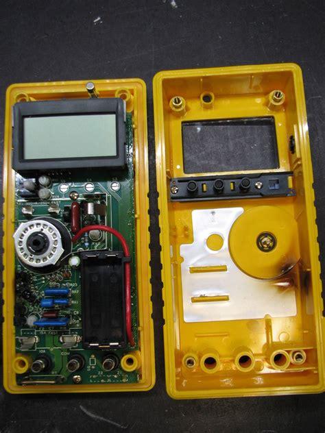 Multimeter Yokogawa yokogawa 7534 03 multimeter mr modemhead