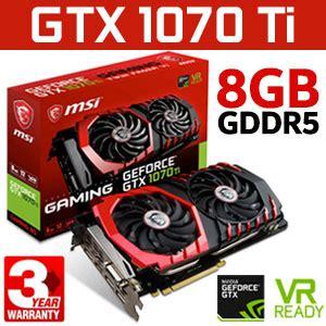 Ready Zotac Gtx 1070ti 8gb Ddr5 Dual Fan Gtx 1070 Ti Gtx1070 Ti Mini msi geforce gtx 1060 gaming x frozr vi overclocked