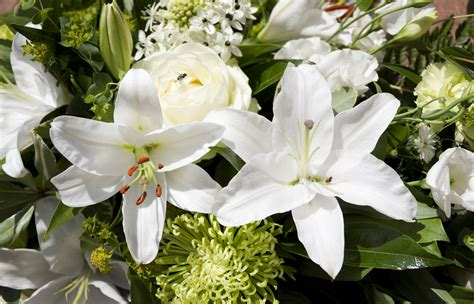 Funeral Flowers by Proper Etiquette For Sending Funeral Flowers
