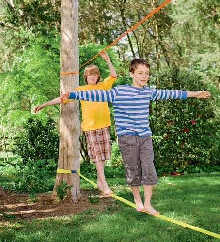 Backyard Slackline by 17 Best Images About Fitness Obstacle Course On