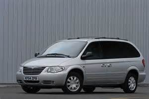 Chrysler Grand Voyager Chrysler Grand Voyager Estate 2001 2008 Features