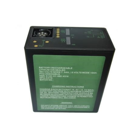 Baterai Power Hp Bb bb 2590 smbus lithium ion rechargeable waterproof