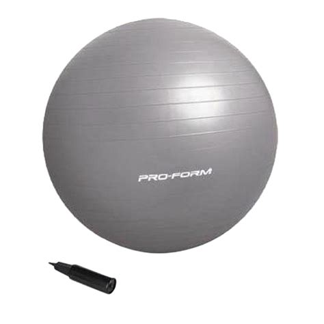proform 55 cm anti burst fitness pffb5515 the home