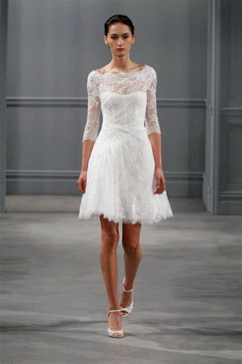 vestido novia civil corto vestidos de novia para casamiento civil