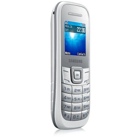 mobile phone e1200 samsung same1200kompvalge