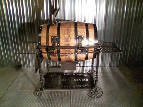 barrel pit bbq pits