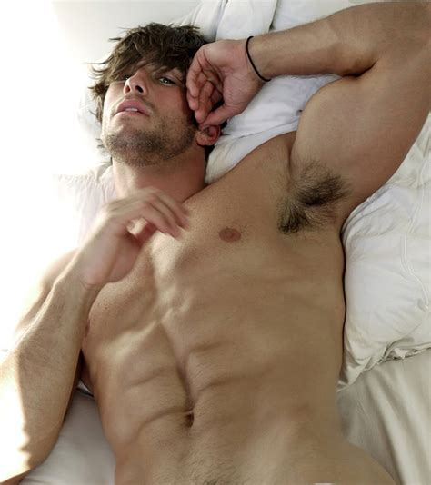gay men in bed picture about nick ayler from american model all about