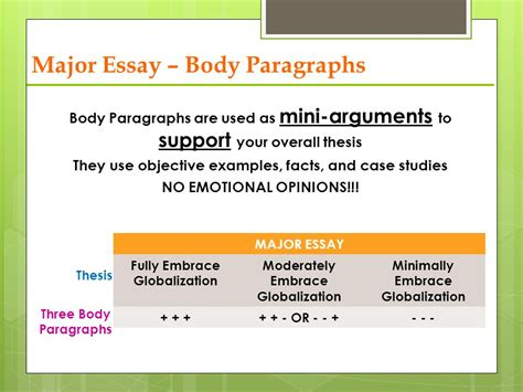 a rising tide lifts all boats essay social 10 1 globalization ppt video online download