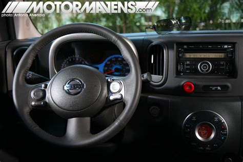 scion cube interior driver seat gt miami meets the nissan cube motormavens