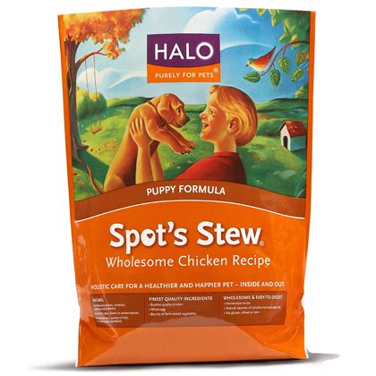 halo puppy food halo spot s stew all puppy food 1800petmeds