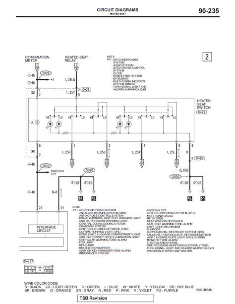 2009 mitsubishi lancer stereo wiring diagram 44 wiring