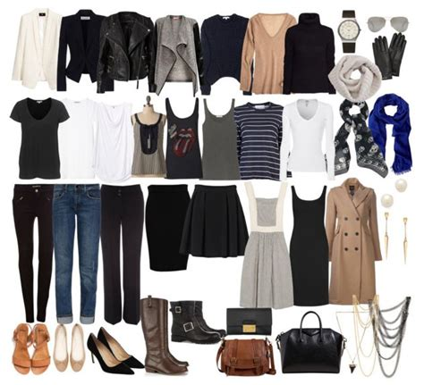 Minimalist Wardrobe by Minimalist Capsule Wardrobe Inspired By Parisian