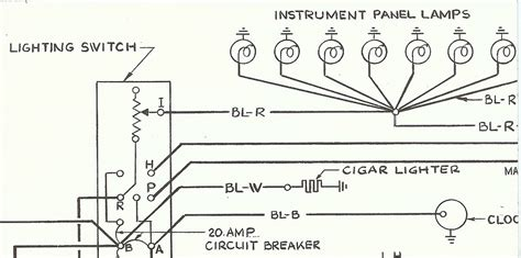 55 ford wiring diagram wiring diagram with description