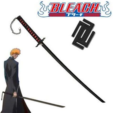 Indo Pedang Samurai Katana Ichigo Bankai Black sword ebay