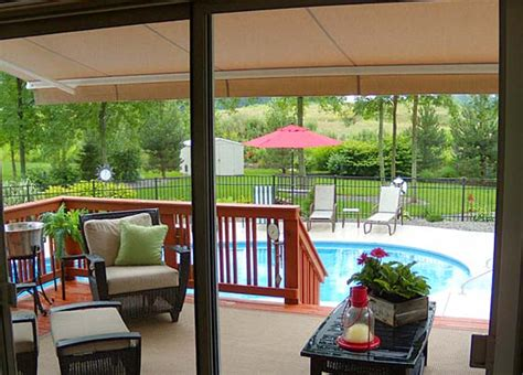 sunsetter awnings rochester ny accent leisure awnings sunesta sunsetter rochester ny