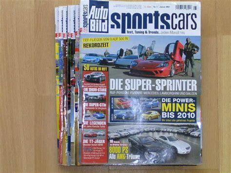 Auto Bild Sportscars Kaufen by Auto Bild Sportscars In Mannheim Zeitschriften Magazine