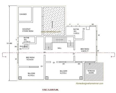 kerala houses plans kerala house plan at 3035 sq ft house plans included