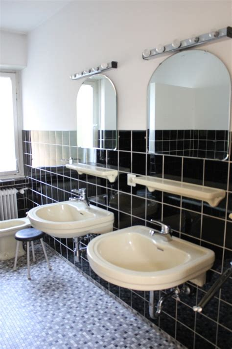 badezimmer 20er jahre renovierung eines bauhaus privathauses farbefreudeleben