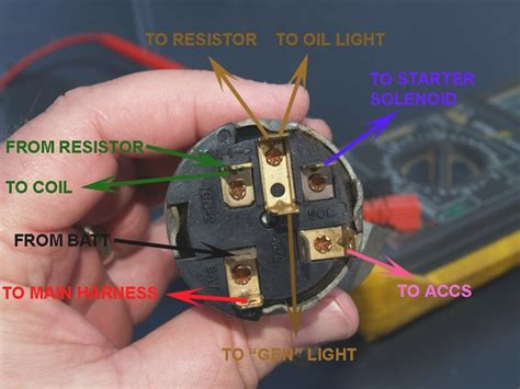 1955 chevy ignition switch wiring diagram wiring diagram