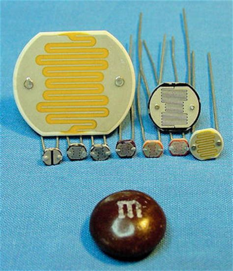 photoresistor sizes photoresistor grab bag robot room