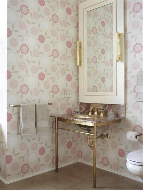 designer bathroom wallpaper our favorite designer bathrooms bathroom ideas design