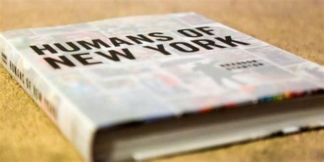 libro humans of new york facebook lanzar 225 su propia serie humans of new york