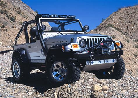 Jeep Tj Photos Jeep Tj Wrangler Rubicon Pictures Images Photos Jeeps