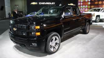 Chevrolet Silverado Sport 2015 Silverado Custom Sport Edition
