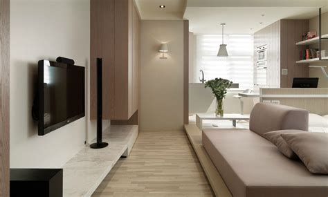 desain ruang tamu apartemen kecil tata desain interior dan furniture untuk apartemen studio