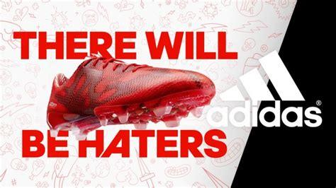 Kaos Custom Adidas There Will Be Haters pub adidas
