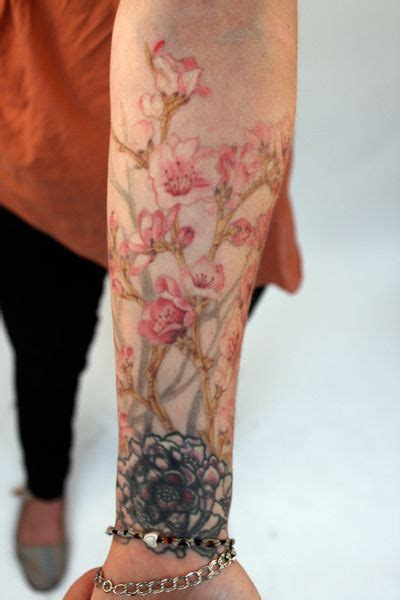watercolor tattoo richmond thea duskin of ghostprint gallery in richmond va these