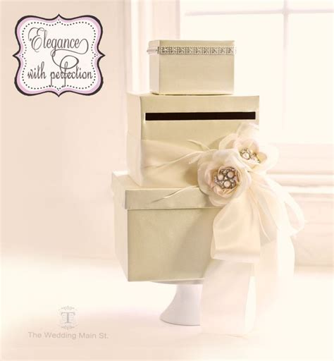 Box For Gift Cards At Wedding Reception - money holder wedding card boxes gift reception