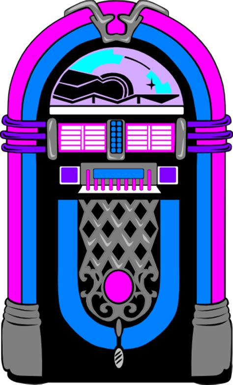 jukebox clipart jukebox clip at clker vector clip