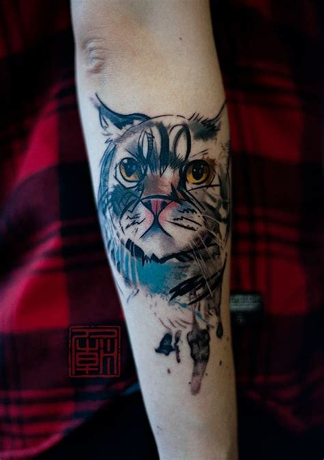 coon tattoo 22 best maine coon images on cat