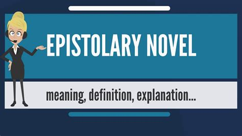What Is The Meaning Of L by What Is Epistolary Novel What Does Epistolary Novel