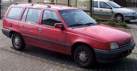 opel kadett wagon opel kadett station wagon mijn voertuigen