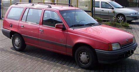 Opel Kadett Wagon by Opel Kadett Station Wagon Mijn Voertuigen