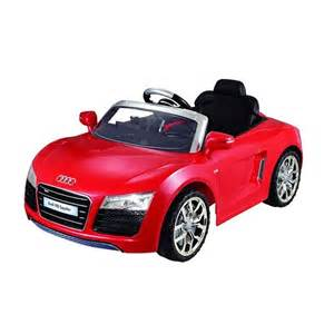 Battery Powered Audi Audi R8 12v Ride On Car Battery Powered Wheels