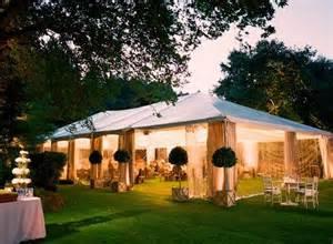 Outdoor Tent Wedding Outdoor Tent Wedding Reception