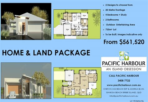 land and house house and land packages