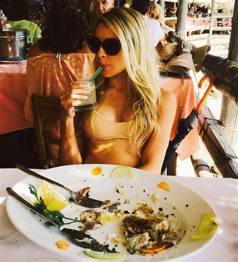 italians stay skinny   ate  italy blawnde