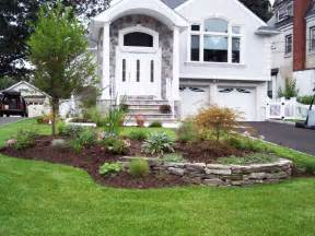 Perfect front yard landscape front 330478 home design ideas