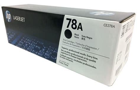 Chip Hp 78a Ce278a hp ce278a 78a black toner cartridge