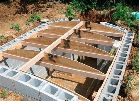 Poured Concrete Homes by Top Prefabricated And Diy Root And Food Cellars Or