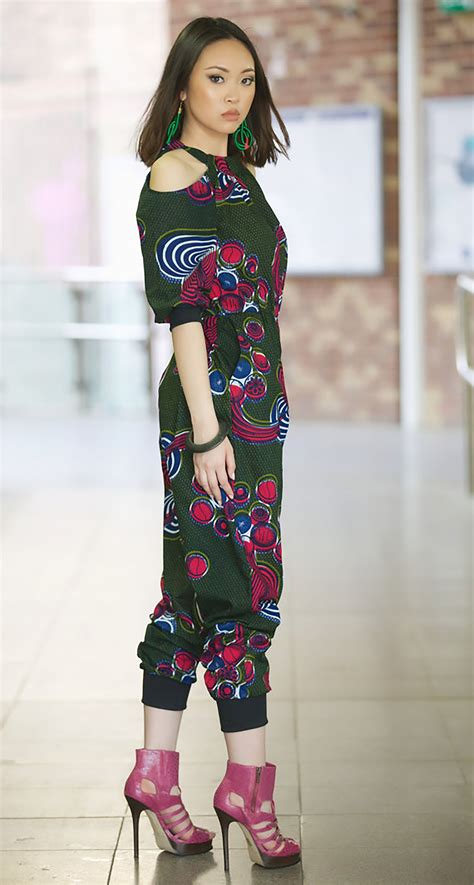 jumpsuit with ankara i am red ankara jumpsuit traditional african dress