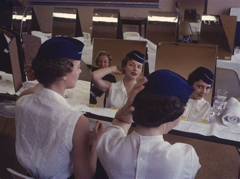 Flight Attendant Education by Awesome Vintage Pictures From The Golden Age Of American Airlines Business Insider