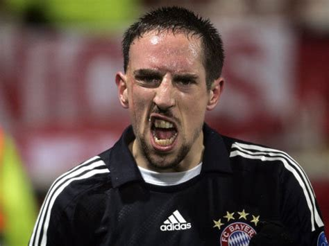 best franck ribery fail compilation top 5 the best worst looking footballers sportzwiki