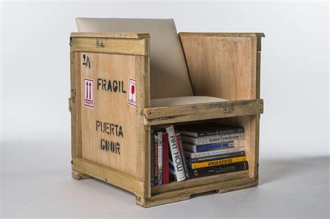 furniture   repurposed shipping crates  daily snapshots