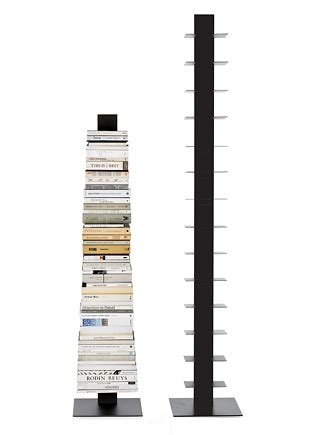 sapien bookcase by bruno rainaldi